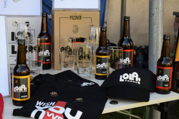 Lola Beer visited to Volos at the Volos Summer Beer Festival!