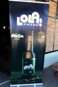 Η Ζυθοποιία Πηνειού παρουσίασε τη νέα της μπίρα Lola IPA!